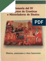 Briones Franco, Jorge, et al. - Memoria del IV Congreso de Cronistas e Historiadores de Sinaloa.pdf