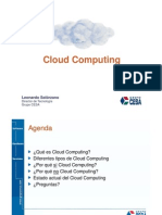 Cloud Computing GRUPO CESA