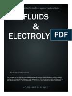 Fluids Electrolytes Notes