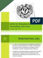 Aspectos Bioquímicos de los trastornos afectivos