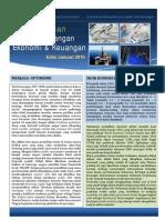 Tinjauan Ekonomi dan Keuangan Edisi Januari 2010
