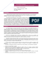 Revistas Cientificas-importancia Como Instrumento de Comunicacion de La Ciencia