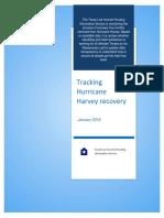 Tracking Hurricane Harvey Recovery_January 2018
