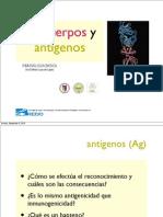 Anticuerpos y Antígenos