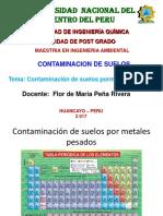 Sesion 3. Contaminacion Del Suelo Por Metales Pesados
