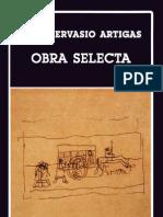 Artigas, José Gervasio - Obra selecta