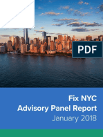 Fix NYC Panel Report