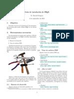 Instalación y configuración de las herramientas necesarias para el desarrollo de documentos con LaTeX en un entorno Windows