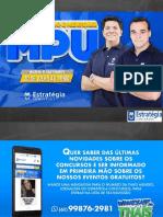 MPU  Plano de Estudos & Mentoria