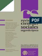 Revista de Ciencias Sociales #032
