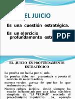Juicio Oral en el nuevo modelo proceso penal peruano