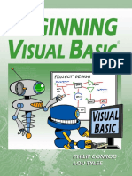 Beginning Visual Basic-A Step by Step Computer Programming Tutorial