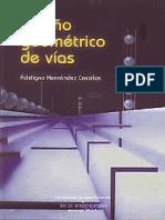 Diseño Geometrico de Vias - Hernandez