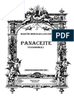 PANACEITE Material Completo