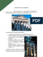 Arquitectura y Arte Neoclásico