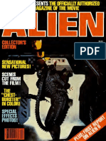 Warren Presents Alien Magazine 1979 c2c Carbunkle-DREGS