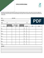 Formato- Asistencia Promotoria