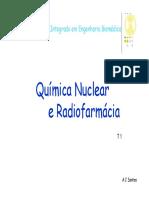 Química Nuclear