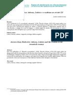 SOUZA, L. A crítica de Adorno ao realismo de Lukacs [art.].pdf