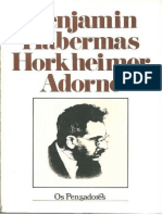 Coleção-Os-Pensadores-04 Benjamin, Habermas, Horkheimer e Adorno