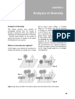 Chapter 5-Analysis of Diversity