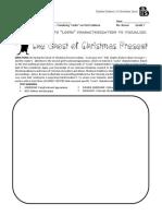 christmas carol - stave 3 - looks s