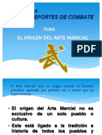 LECTURA 1 Origen Del Arte Marcial[1]