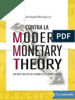 Contra La Modern Monetary Theory - Juan Ramon Rallo Julian