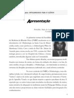 Oftalmologia Para o Clínico [Simpósio ]- Profa.dra. Maria de l. v. Rodrigues