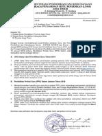 Surat UTN Dan PPG