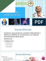Neumonias Intersticiales