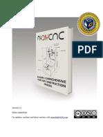 MyDIYCNC Comprehensive Plans and Manual eBook 1-4