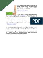 Projeto Fit 60d PDF DOWNLOAD GRATIS