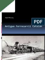 Fotos Antiguas Del Ferrocarril Catalán