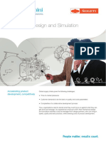 Mechanical Design and Simulation Services