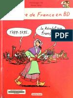 L'histoire de France en BD - La révolution