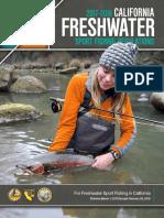 17-18 CA Freshwater Regulations