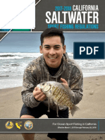 17-18 CA Saltwater Regulations