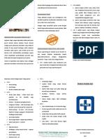 Leaflet Triase Igd -Rsph
