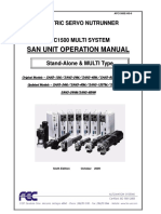 AFC1500 Operations Manual