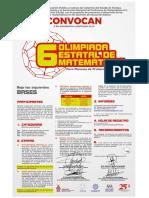 Material de Apoyo Para La 6ta Olimpiada de Matemáticas Nivel Primero de Secundaria