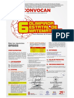 Material de Apoyo Para La 6ta Olimpiada de Matemáticas Nivel Segundo de Secundaria