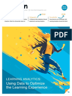 En E Learn Special Edition Learning Analytics