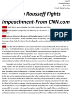 april 19 2016 news report-dilma rousseff fights impeachment