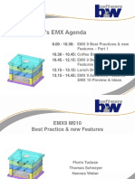 EMX Basic Best Practices for PTC Creo