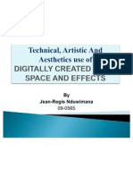 Video Space and Effects