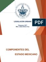 Componentes Del Estado Mexicano