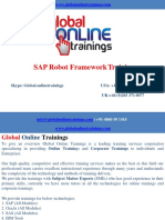 Robot Framework Training | Robot Framework Online Training - GOT