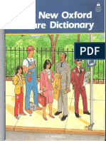 The New Oxford Picture Dictionary (Monolingual English Edition) {PRG}