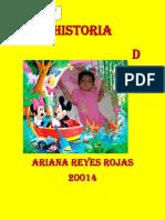 Historia de Ariana